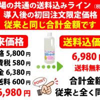 水垢洗剤テラクリーナーヤマトの初回注文限定価格 楽天市場店